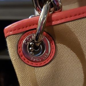 Coach Bags - Coach logo Bag
